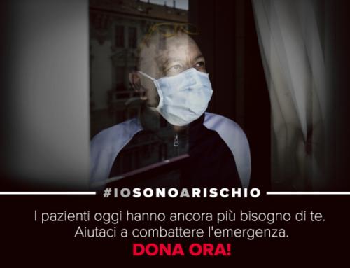 La campagna di AIL #iosonoarischio